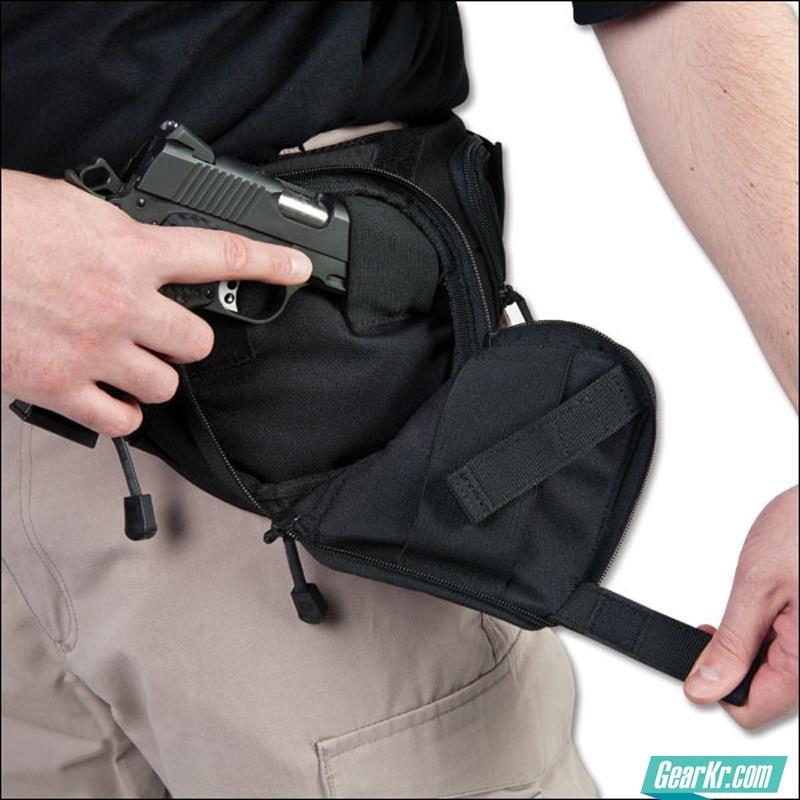 5.11FBI便衣携枪腰包试用体验报告