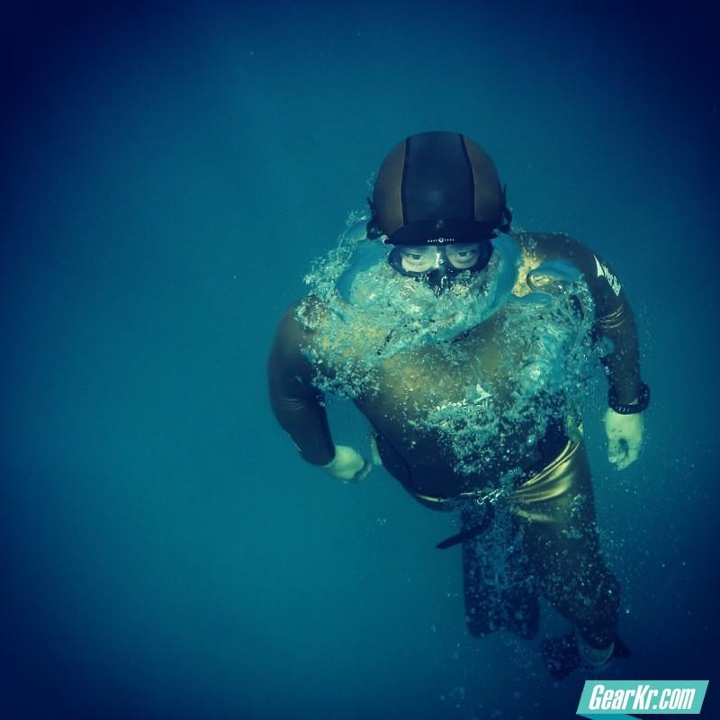 小众精品系列之WEST SHELL自由潜湿衣