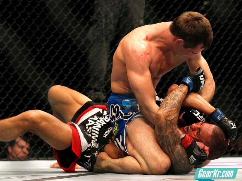 防爆裆利器——MMA格斗短裤