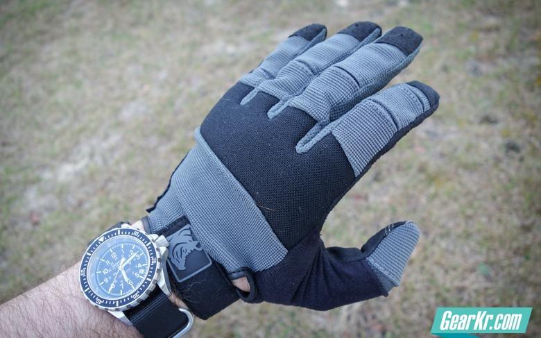 SKD TACTICAL PIG FDT ALPHA触摸式战术手套测评