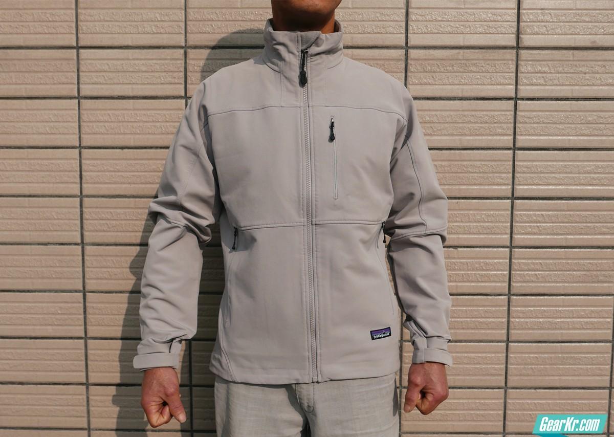 Patagonia Guide Jacket软壳简评