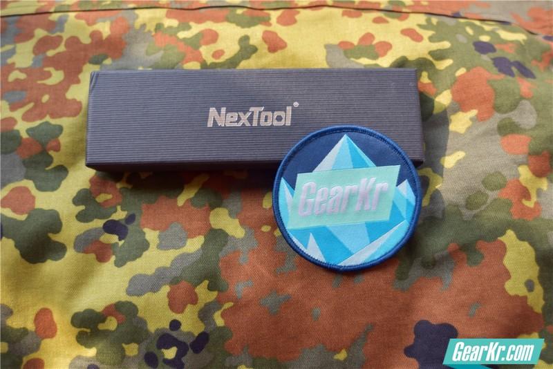 NexTool(纳拓)龙骨战术笔(KT5506)简测