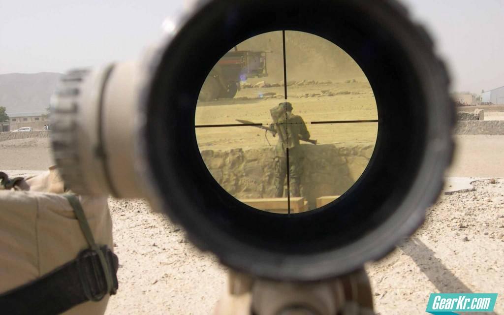 狙击镜分划与选择