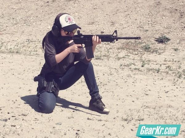 长期身在美国的中国人如何从零基础开始学习射击?