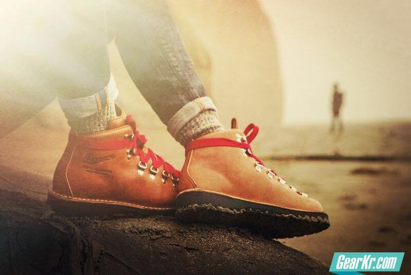 《靴如伴侣》 Danner 31521 夕流之光 真人秀
