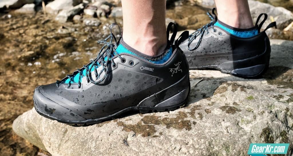 Arc'teryx ACRUX2 FL,一双有可能成为鞋王的鞋