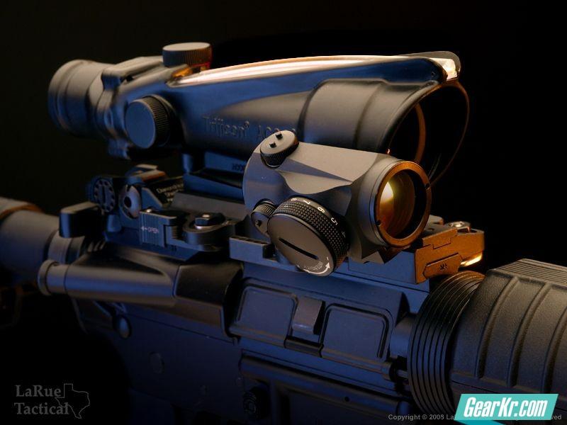天生射手也离不开的好东西—-评瑞典Aimpoint公司T1红点瞄准镜