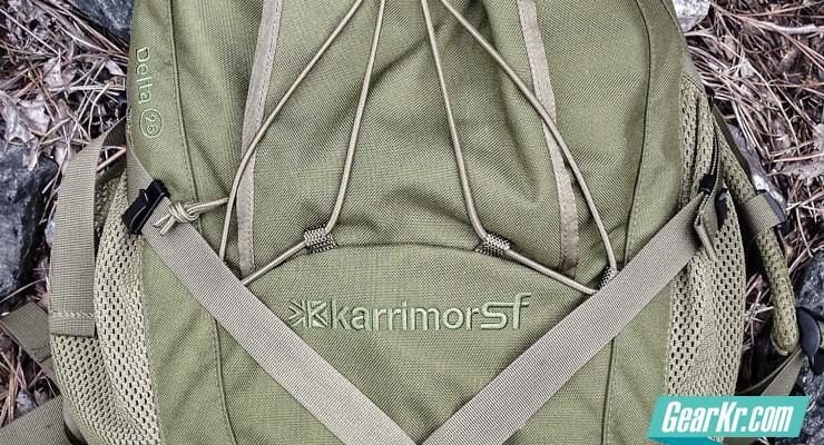 凯瑞摩Karrimor Sabre Delta 25背包
