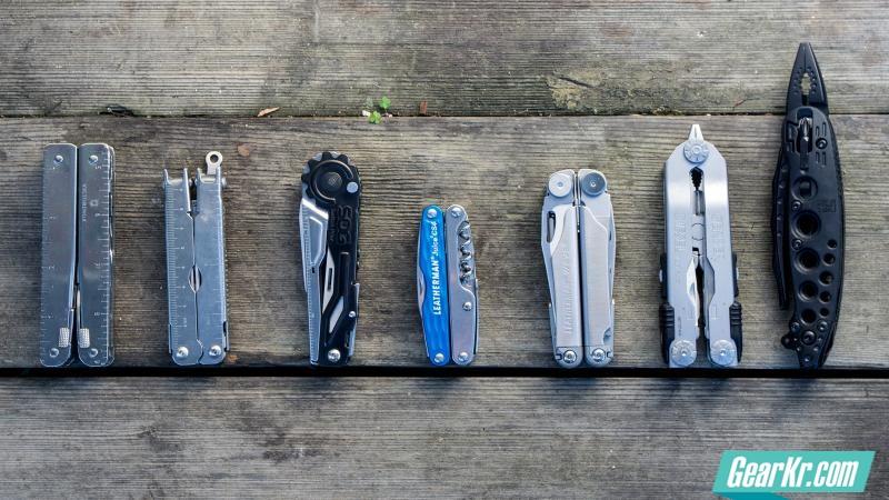 功能多,逼格高,经久耐操—盘点最好的五款多功能工具