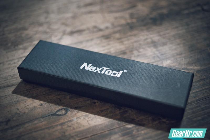 纳拓Nextool龙骨KT5506战术笔入手体验