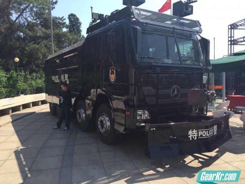 《第六届中国(北京)国际经用装备及反恐技术装备展览会》相关照片一览