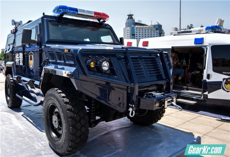 国之利器——警察蜀黍们的特种车船装备