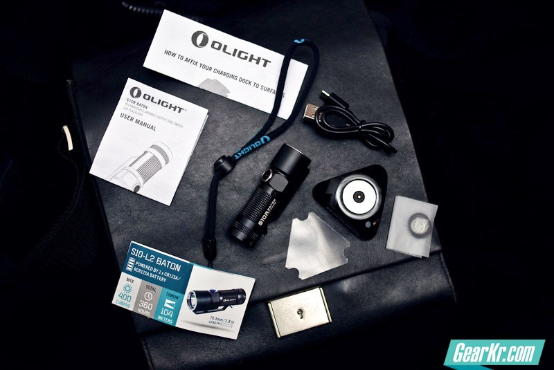 Olight S10R 005