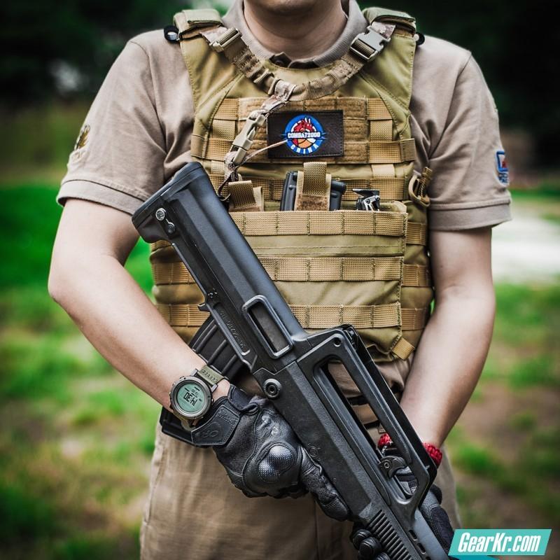 三年磨一剑,COMBAT2000 XPC 轻型载板战术背心系统