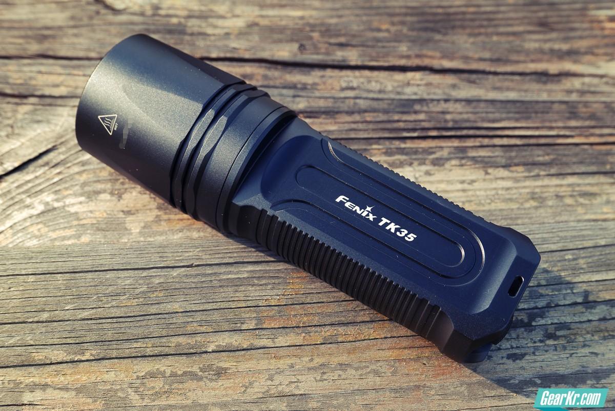换代之作,Fenix TK35 2015版手电对比评测