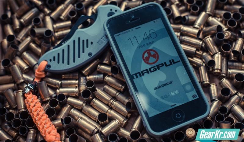 岂曰无衣,与子同袍。——MAGPUL FIELD CASE(猫扑)iPhone5战术手机壳评测