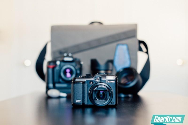 Shoot!选择你的EDC相机—写好装备测评的第一步