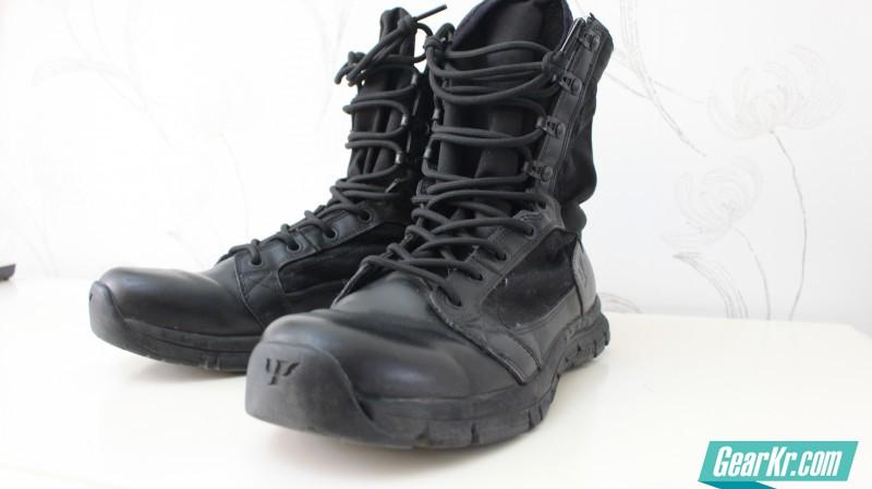 PSIGEAR 超轻作战靴穿着体验