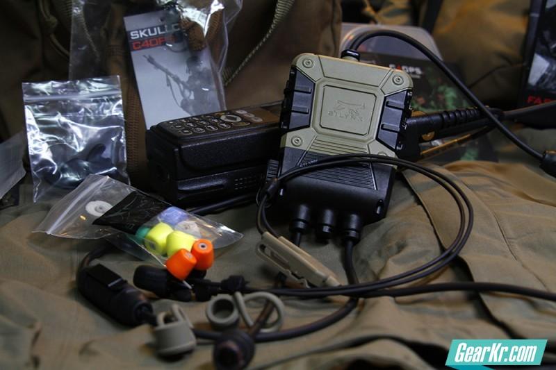 美军海豹部队(US Navy Seals)SILYNX C4OPS 魔音战术耳机