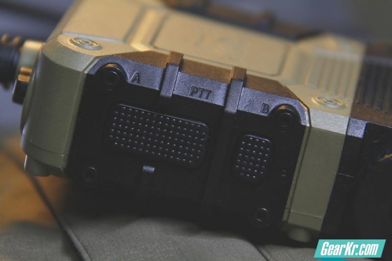 第二代主机ptt按钮