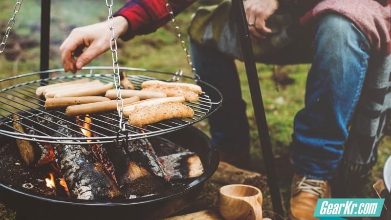 如何避免野生动物糟蹋野营食物