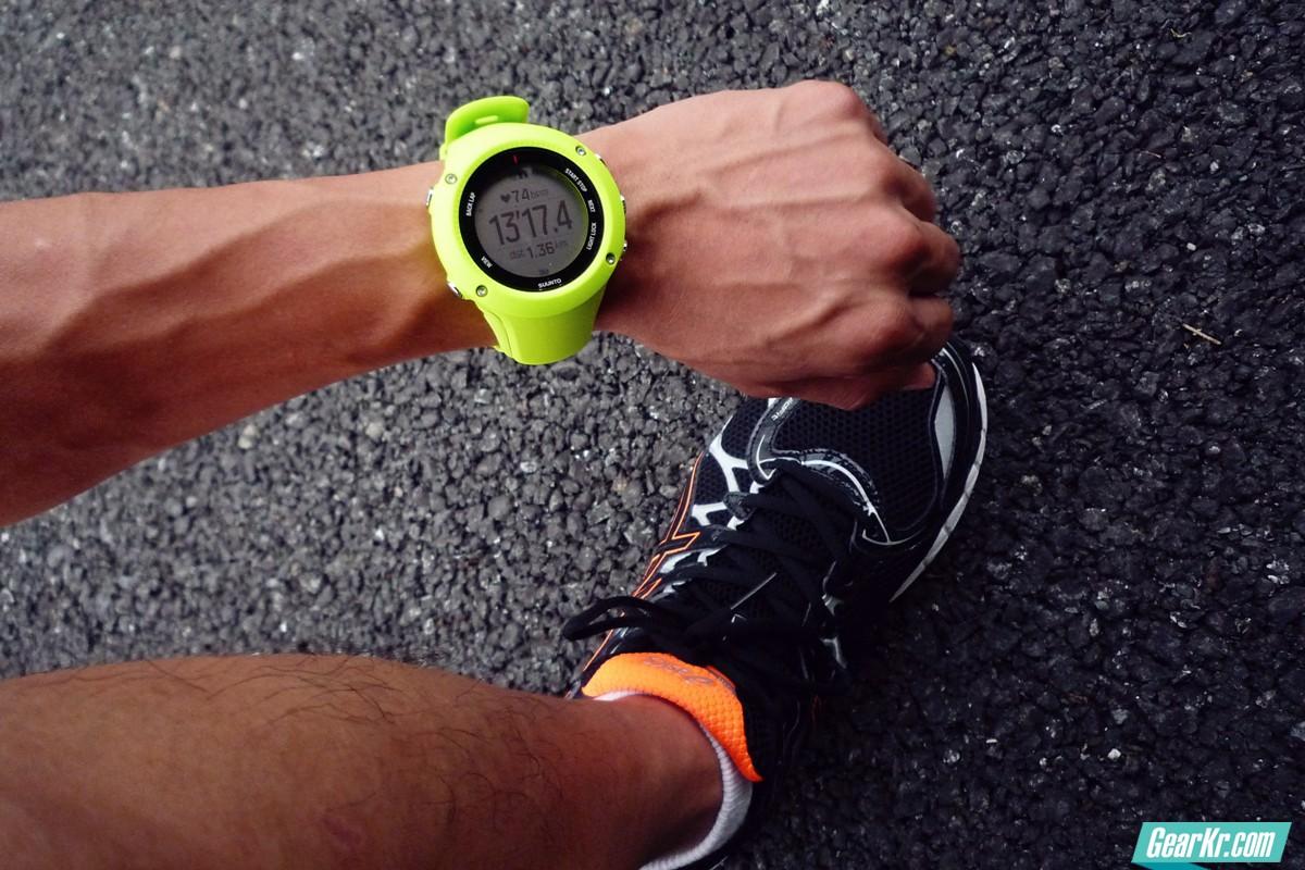 跑者的进阶装备———SUUNTO AMBIT3 Run GPS 跑步腕表初步试用报告