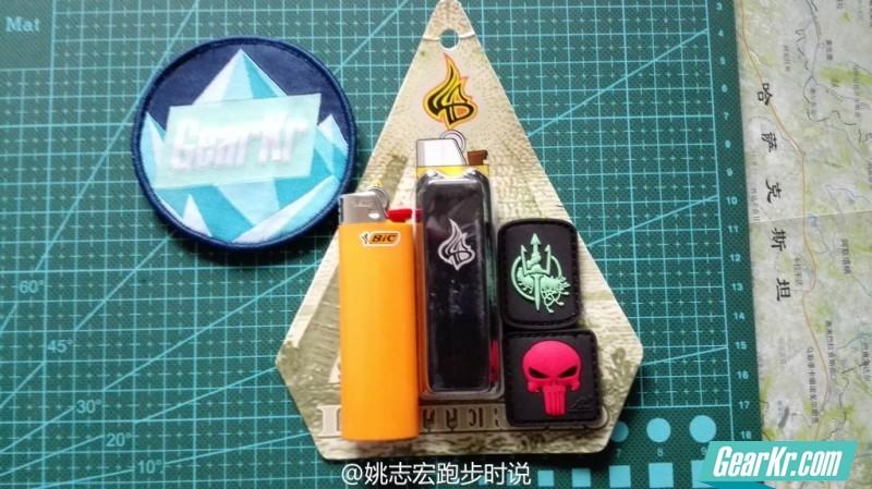 我要火!【GearKr】 LighterBro(纵火范)打火机简易工具套测评