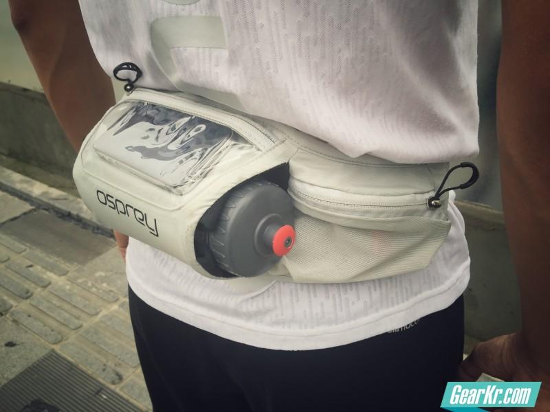 技术虽不好,装备却要骚——Osprey Rev solo 水壶包使用心得