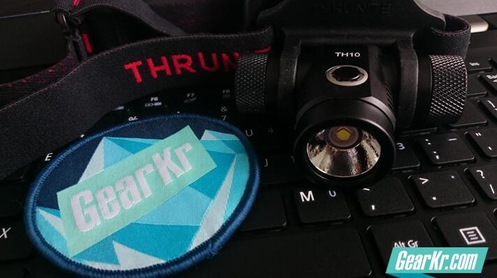 THRUNITE(斯鲁耐特) TH10 750流明头灯、U1充电器评测报告