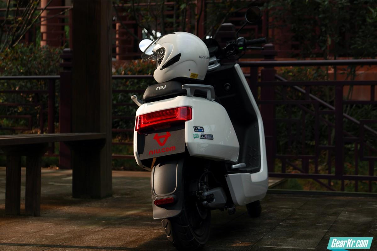 迟来的车评——小牛N1动力版试驾