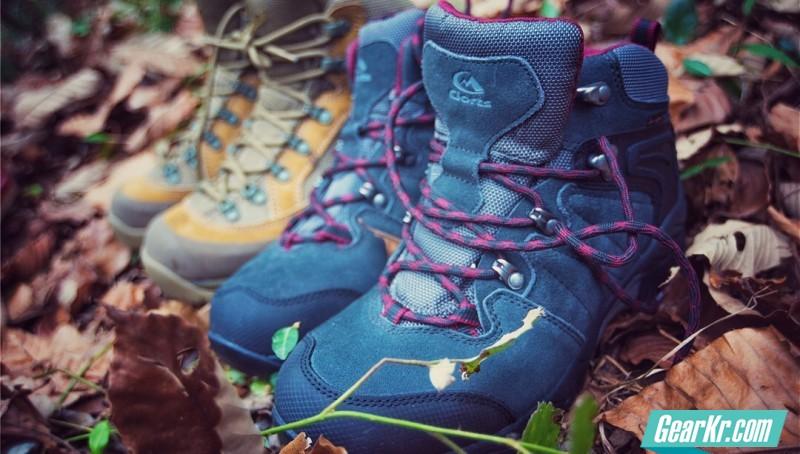 舒适是才是真理!——CLORTS洛弛HKM-822A登山鞋测评