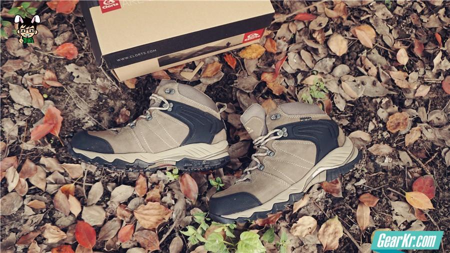 重在细节——Clorts洛弛HKM-822G登山鞋测评