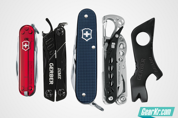 5款最佳的EDC口袋多用途组合工具