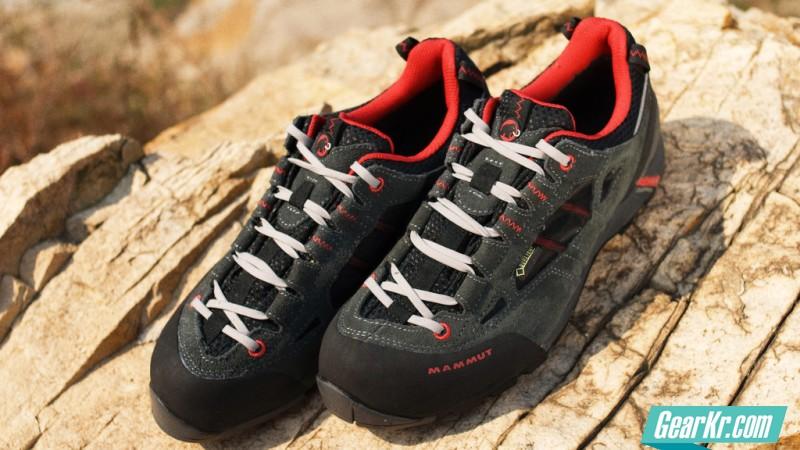 低调与实用的选择–MAMMUT REDBURN LOW GTX MEN 轻便徒步鞋评测