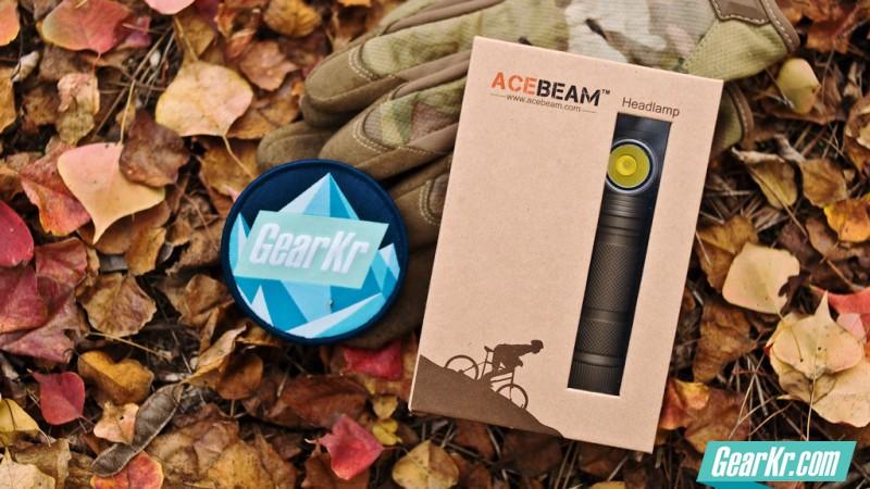 头灯、手电两不误——怪兽级MTG2 L型手电 ACEBEAM H10 使用评测