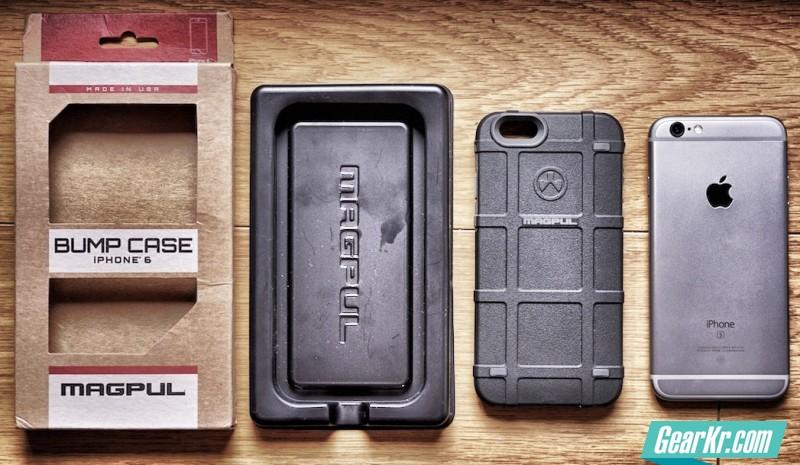 你到底需要什么样手机壳?-Magpul bump case长期使用分享