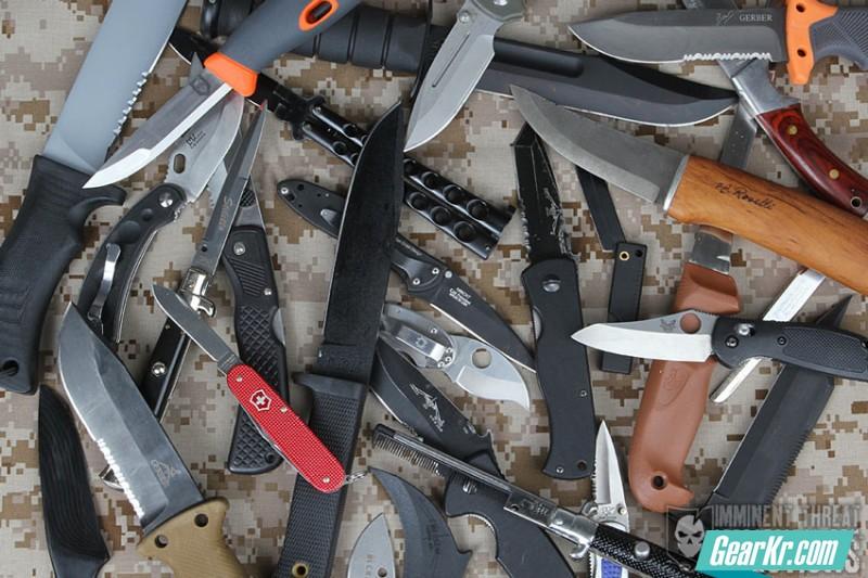 你在户外需要什么样的刀——轻量级户外刀具推荐