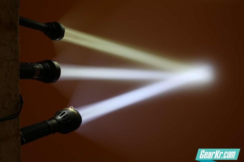 暗夜切割机ThruNite TN32超级神剑评测 多图夜射拆解等LL0899出品