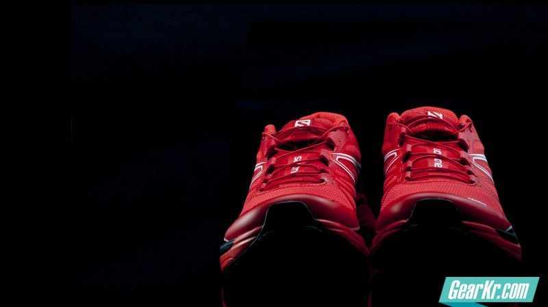 山野间红色精灵-Salomon S-LAB Wings越野跑鞋测评