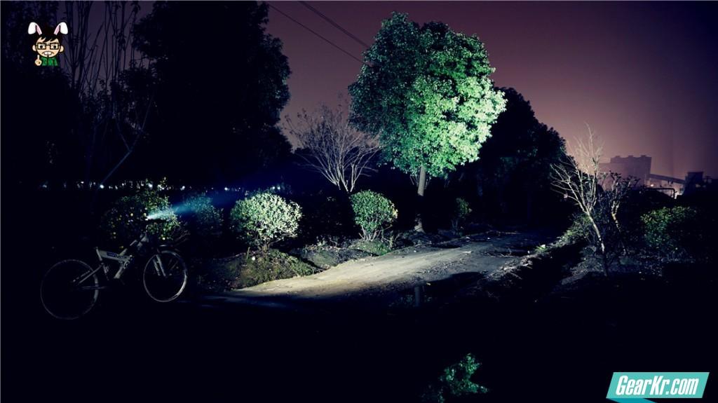 多种变化——klarus凯瑞兹BK30自行车灯测评报告