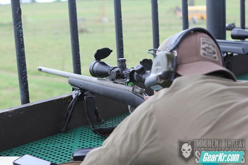 相信子弹 —–记RIFLES ONLY高精度步枪射击一级和二级课程