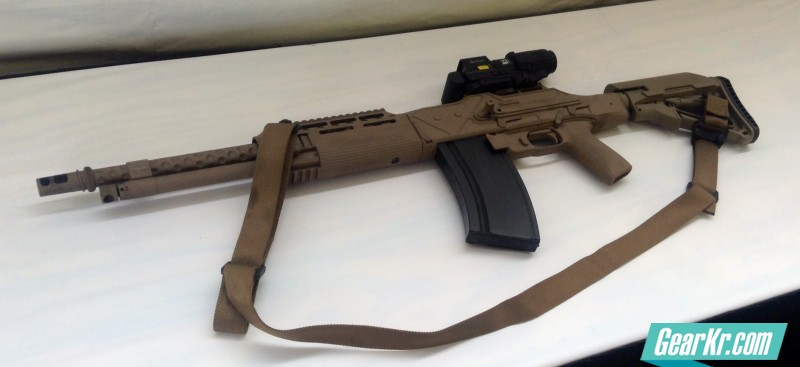 老不正经——HCAR步枪