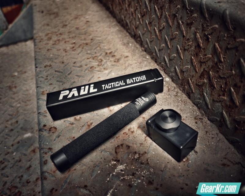 """毛一样的甩棍,保罗""""羽""""甩棍简评"""