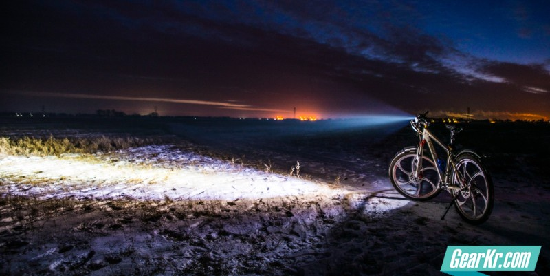 试水之作:会变形的自行车灯 KLARUS BK30 使用评测