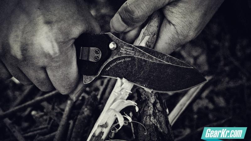 谁说折刀不强壮?——ZT0350BW 生存折刀评测