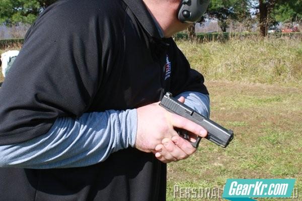 6种提高手枪自卫能力的训练方法