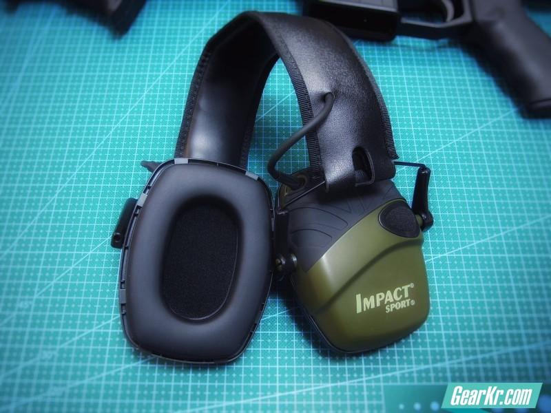 Howard Leight  IMPACT™ SPORT 主动电子降噪耳机靶场简测