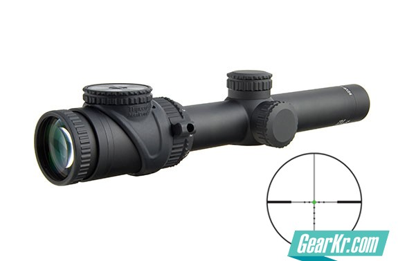 Trijicon AccuPoint 1-6×24 Scope
