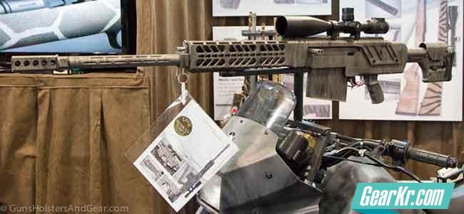 SHOT SHOW 2016步枪新品