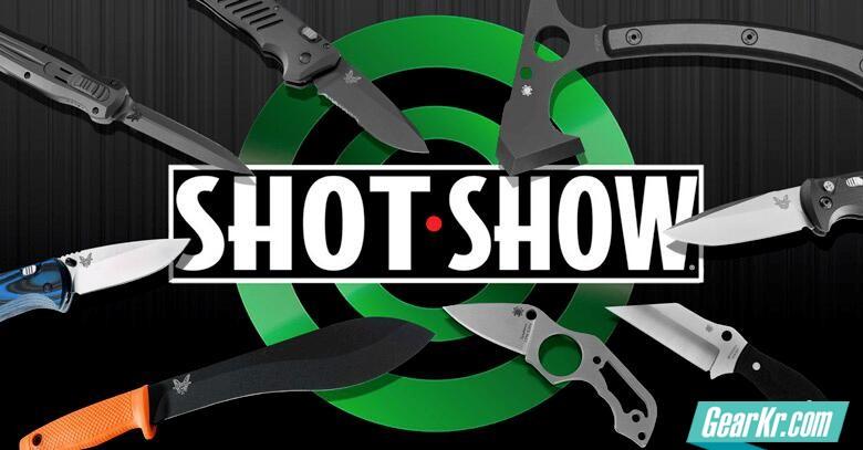 SHOT Show 2016 刀具及多用工具新品展示